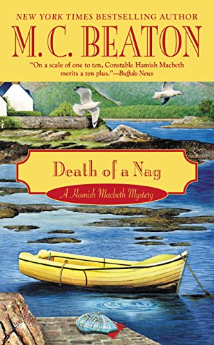 book cover of Death of a Nag