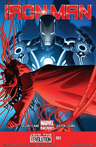 Amazon.com: Iron Man (2012-2014) #3 eBook: Kieron Gillen ...