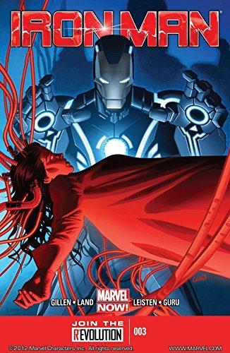 Amazon.com: Iron Man (2012-2014) #3 eBook: Kieron Gillen ...