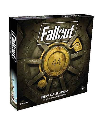 FFG Fallout: The Board Game Expansión de California