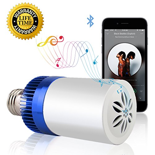 Bluetooth Speaker Wireless Controlled Smartphones product image