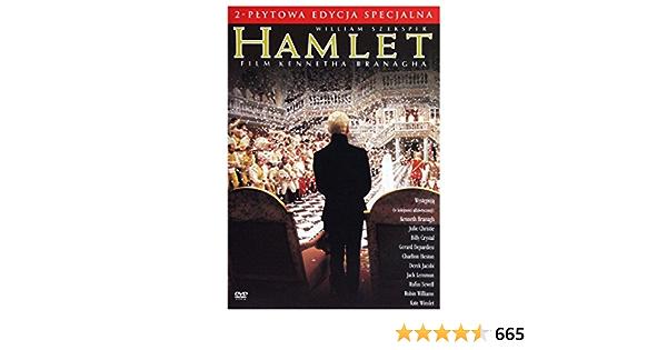 Hamlet de Kenneth Branagh 2DVD Audio español. Subtítulos en ...