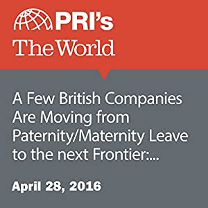 A Few British Companies Are Moving from Paternity/Maternity Leave to the next Frontier: 'Paw-Ternity'