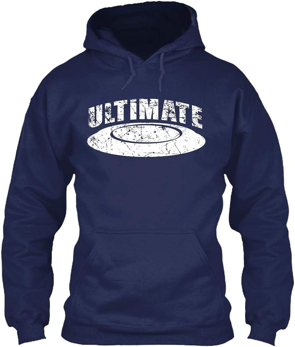 Ultimate - Medium (M) - Navy Sweatshirt - Gildan 8Oz Heavy Blend Hoodie