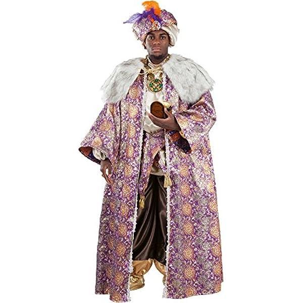 Disfraz DE Rey MELCHOR: Amazon.es: Juguetes y juegos