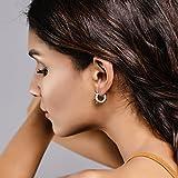 Stainless Steel Spike Earrings Earing For Men Man