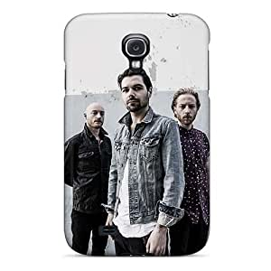 Shockproof Cell-phone Hard Covers For Samsung Galaxy S4 (GUU14523Vffn) Allow Personal Design HD Green Day Image