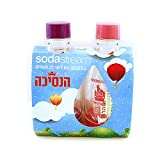 Sodastream Children Girl princess Set of 2 Bottles 0.5L Kindergarten and school
