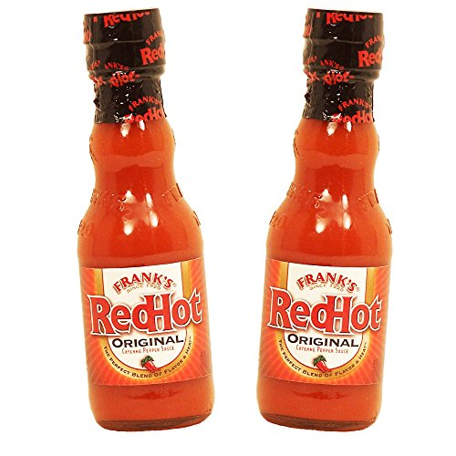 Red Hot Cayenne Pepper Sauce - 8