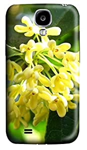 Samsung Galaxy S4 I9500 Cases & Covers - August Osmanthus PC Custom Soft Case Cover Protector for Samsung Galaxy S4 I9500
