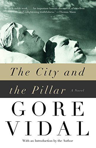 The City and the Pillar: A Novel (Vintage International)