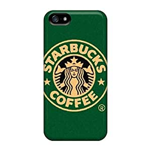 New Arrival Case Cover With TNP942ipGe Design For Iphone 5/5s- Starbucks
