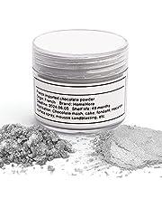 GARYOB Silver Luster Dust Edible Cake Silver Dust (7g) (Silver)