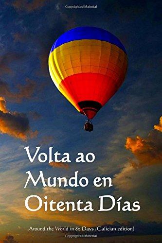 Descargar Libro Volta Ao Mundo En Oitenta Dias: Around The World In 80 Days Jules Verne