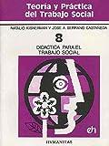 img - for DIDACTICA PARA EL TRABAJO SOCIAL TOMO 8 book / textbook / text book
