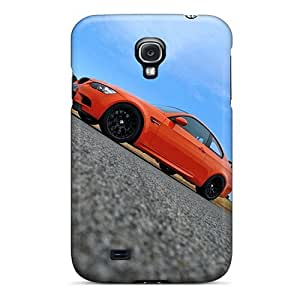 Premium Bmw M3 Gts Heavy-duty Protection Case For Galaxy S4