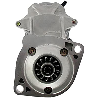New Premium Starter for Ford F250 F350 F450 F550 Super Duty 7.3L Diesel 1999 - 2003 E350 E450 E550 Econoline Ford F250 F350 F59 7.3L Diesel 1994 - 1997 2280008420 TG2280008420 2446770 2449296 460253: Automotive