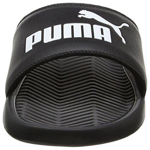 Unisex Piscina Nero white Da – Spiaggia Adulto Scarpe black Popcat E Puma Y6Xq77