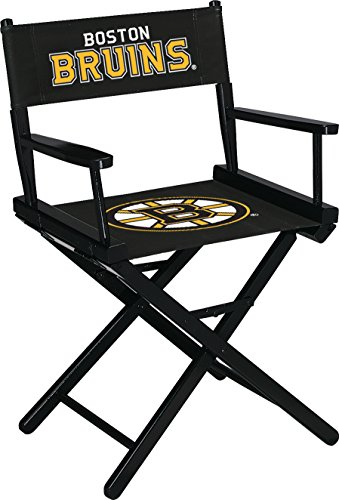 Bruins Table - Imperial Officially Licensed NHL Merchandise: Directors Chair (Short, Table Height), Boston Bruins