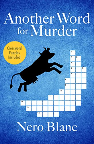 Another Word for Murder (Crossword Mysteries Book 10)