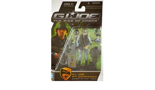 G.I. Joe The Rise of Cobra 3 3/4 Pulgadas Figura de acción ...