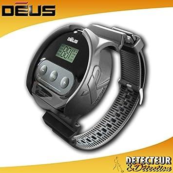 Detector XP DEUS WS4 22,5 cm, 9-V3,2 () 2 unidades, diseño estilo africano: Amazon.es: Electrónica