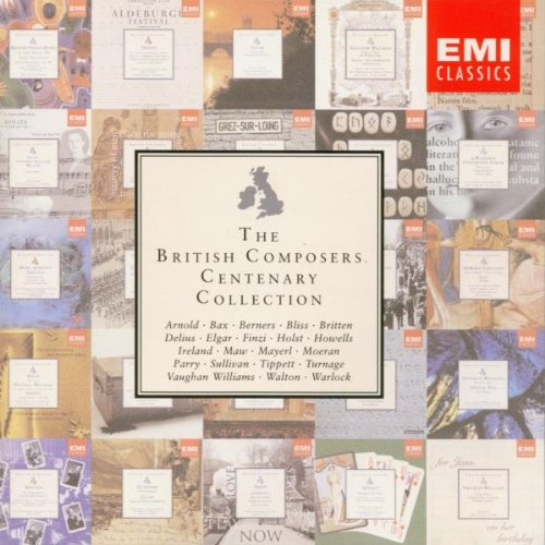The British Composers' Centenary Hoard