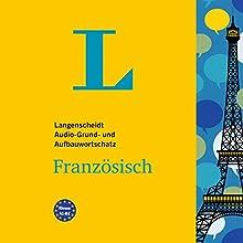 Langenscheidt Grund- und Aufbauwortschatz Französisch Hörbuch von div. Gesprochen von: div.