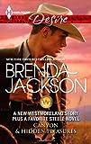 Canyon and Hidden Pleasures, Brenda Jackson, 0373837917