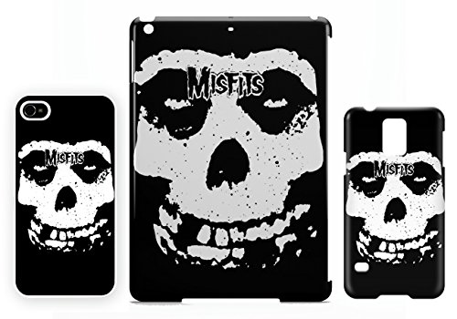 The misfits Skull iPhone 5C cellulaire cas coque de téléphone cas, couverture de téléphone portable
