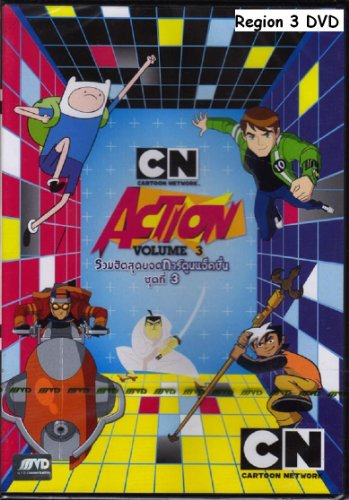 Cartoon Network Action Volume 3 -