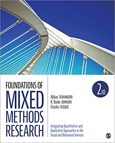 Foundations of Mixed Methods Research: Integrating Quantitative and Qualitative Approaches in the Social and Behavioral Sciences (Applied Social Research Methods), 2nd Edition - Original PDF