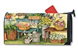 MailWraps Planting Time Mailbox Cover 01484