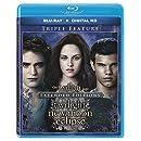 The Twilight Saga: Extended Edition Triple Feature [Blu-ray + Digital HD]