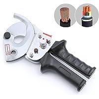 El cortador de cable de trinquete para trabajo