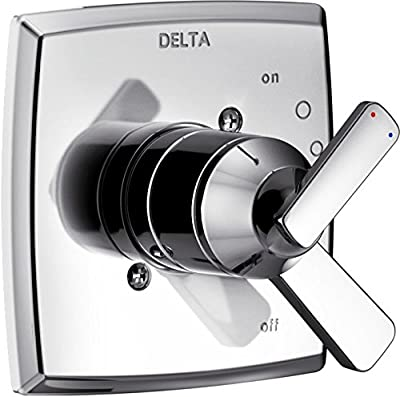 Delta Faucet T17064 Ashlyn Monitor 17 Series Valve Only, Chrome