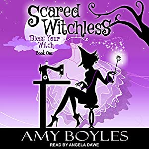 Scared Witchless Audiobook
