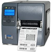 Datamax-ONeil KJ2-00-48000S07 Mark II Industrial Barcode Printer, M-4210, 4 Size, Serial/Parallel/USB, Ethernet, Wireless BG, 203 DPI, 10 IPS, US Power Cord