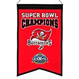 NFL Tampa Bay Buccaneers Super Bowl Champions Banner