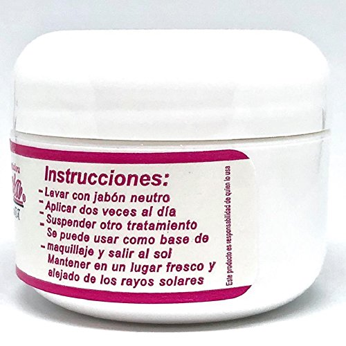 4 Pack Crema La Milagrosa Day Cream Original 100% Authentic by Standpoint (Image #3)