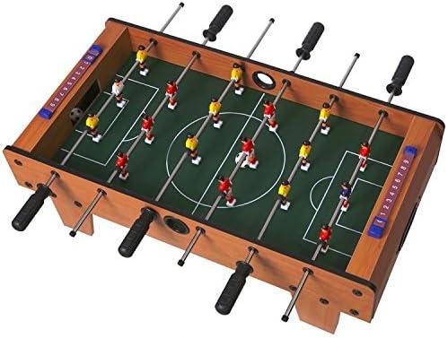 Wooden-Toys Siente de fútbol de Emoción. Mesa de fútbol de Ecotoys ...