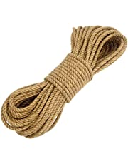 Hemp Rope Jute Twine String Cat Scratcher for Cat Tree, Cat Tower and DIY