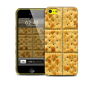 cracker iPhone 5c protective phone case