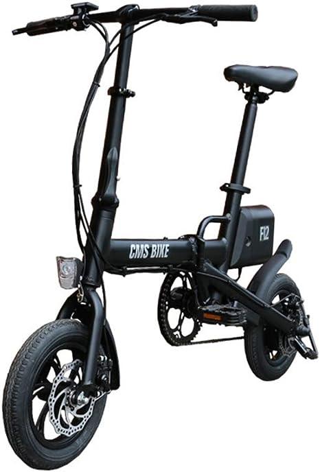 Xinxie1 Plegable Bicicleta Plegable Bicicleta Eléctrica ...