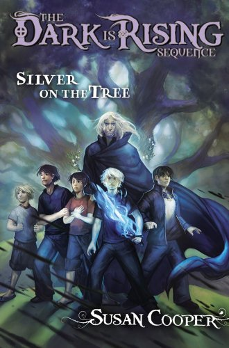 Silver on the Tree (The Dark is Rising, Book 5) (Magic Tree House Train)
