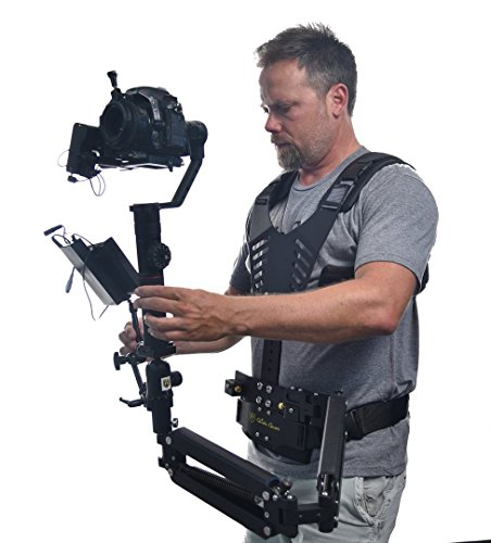 Glide Gear DNA 6000 Video Camera Gimbal Vest & Arm Stabilize
