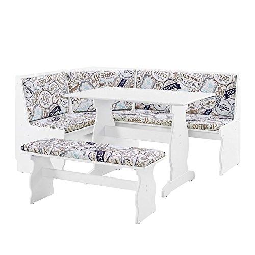Riverbay Furniture Breakfast Nook Set (Furniture Set Nook)