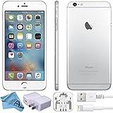 Apple iPhone 6, GSM Unlocked, 16GB - Silver (Refurbished)