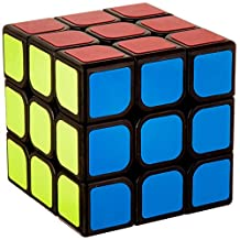MoYu YJ Aolong 3 x 3 x 3 Black Speed Cube Puzzle
