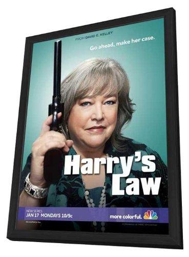 Harry's Law - 11 x 17 Framed TV Poster